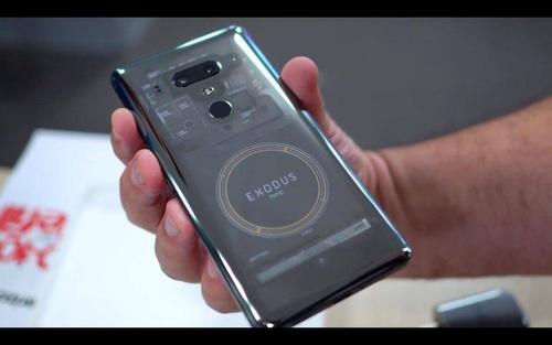 HTCs Crypto Phone Can Run a Full Bitcoin Node