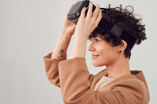 Blockchain Based VR Marketplaces